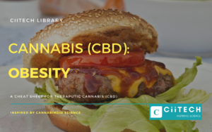 Cannabis Cheatsheet Obesity CBD Cannabis Oil UK